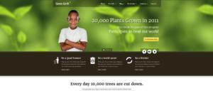Green Earth theme