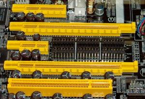 PCI-Express 1x, 16x e 32-bit