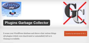 Plugins Carbage Collector