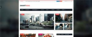 Smart-Mag theme