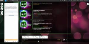 Editor HTML5 di Wix