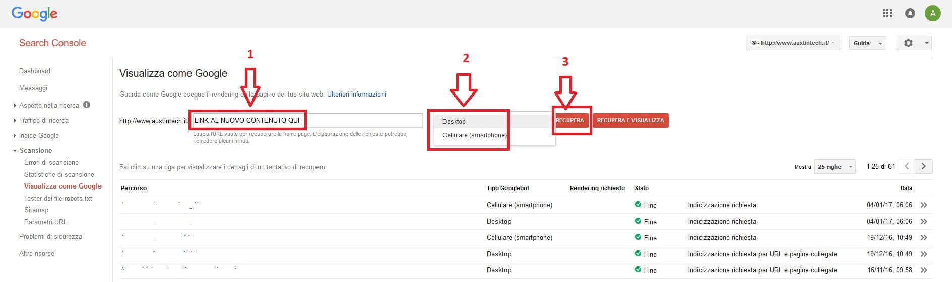 visualizza-come-google-link-nuovo-contenuto