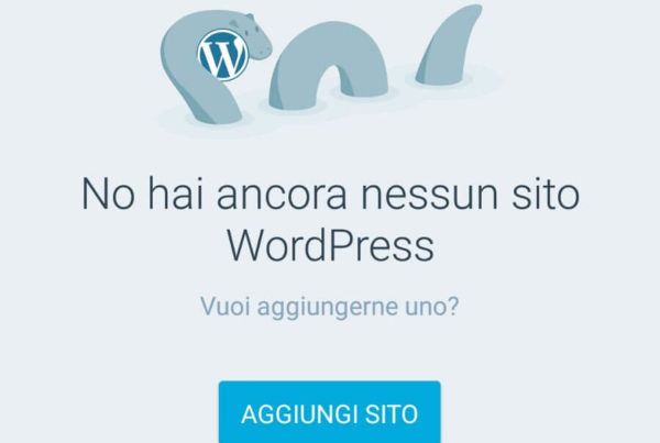 Come gestire un blog Wordpress su Smartphone e tablet