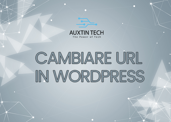 Come cambiare URL o Permalink in Wordpress